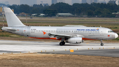 VN-A562 - Airbus A320-232 - Pacific Airlines
