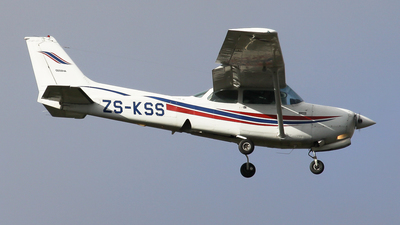 ZS-KSS - Cessna 172RG Cutlass RG - Private