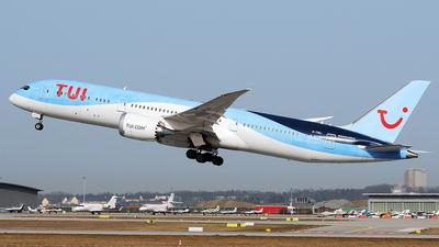 G-TUIJ - Boeing 787-9 Dreamliner - TUI