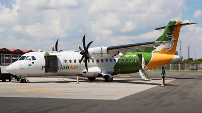 5H-PWH - ATR 42-600 - Precision Air