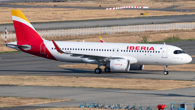 F-WWIP - Airbus A320-251N - Iberia