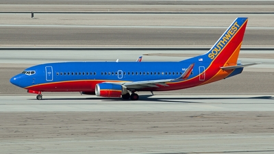 N641SW - Boeing 737-3H4 - Southwest Airlines
