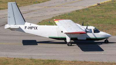 A picture of FHPIX - BrittenNorman Islander -  - © Eric Verplanken