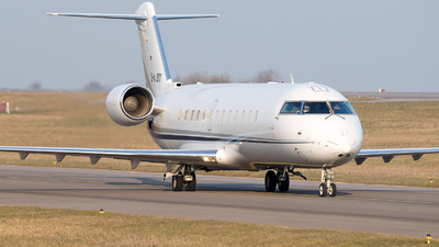 D-AJOY - Bombardier CL-600-2B19 Challenger 850 - Air X Charter