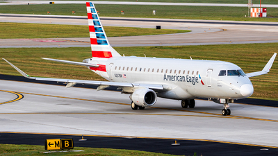 N237NN - Embraer 170-200LR - American Eagle (Envoy Air)