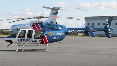 N457MT  - Bell 407 - Life Force