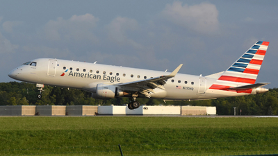 A picture of N110HQ - Embraer E175LR - American Airlines - © DJ Reed - OPShots Photo Team