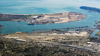 KSAN - Airport - Airport Overview
