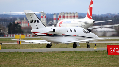 N613ML - Cessna 510 Citation Mustang - Private