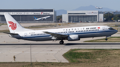 B-2648 - Boeing 737-89L - Air China