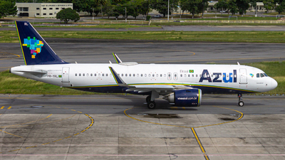 A picture of PRYRL - Airbus A320251N - Azul Linhas Aereas - © Eduardo Salesp
