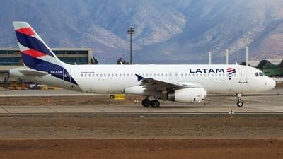 CC-COK - Airbus A320-233 - LATAM Airlines