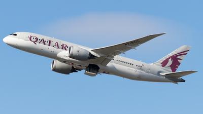 A picture of A7BCC - Boeing 7878 Dreamliner - Qatar Airways - © Samuel Zerilli