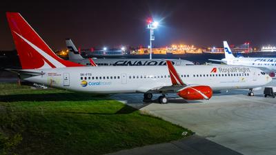 OK-FTO - Boeing 737-9GPER - Royal Flight