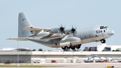 169534 - Lockheed Martin KC-130J Hercules - United States - US Marine Corps (USMC)