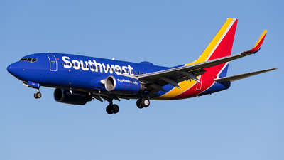 N799SW - Boeing 737-7Q8 - Southwest Airlines