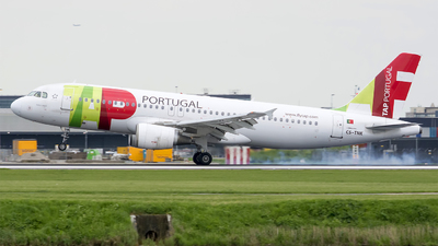CS-TNK - Airbus A320-214 - TAP Portugal