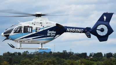 N863NC - Eurocopter EC 135T2+ - Air Methods