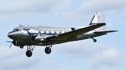 SE-CFP - Douglas DC-3C - Flygande Veteraner