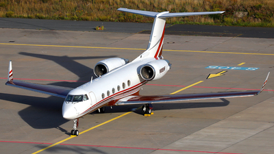 N685MF - Gulfstream G-IV - Private