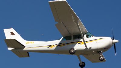 A picture of VHFAV - Cessna R172K Hawk XP - [R1722717] - © Gavan Louis
