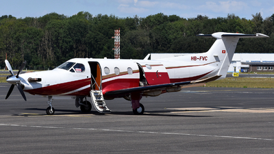 HB-FVC - Pilatus PC-12/47E - Private