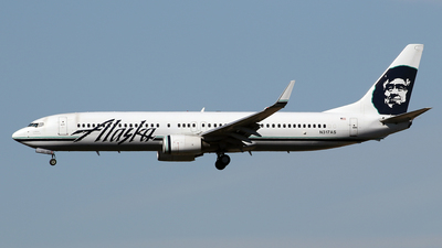 N317AS - Boeing 737-990 - Alaska Airlines