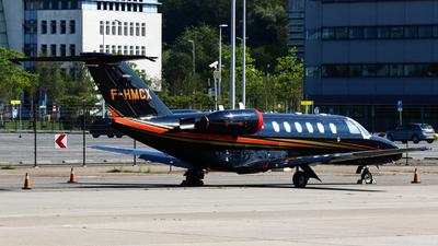 F-HMCX - Cessna 525A CitationJet CJ2 - Private