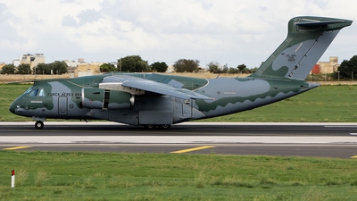 FAB2853 - Embraer KC-390 - Brazil - Air Force