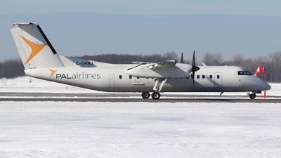A picture of CGHRJ - De Havilland Canada Dash 8300 - PAL Airlines - © Guy Langlois
