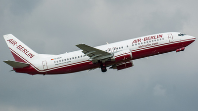 D-ABAI - Boeing 737-46J - Air Berlin