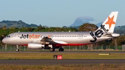 VH-VGZ - Airbus A320-232 - Jetstar Airways