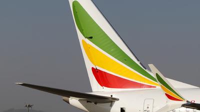 ET-AVL - Boeing 737-8 MAX - Ethiopian Airlines