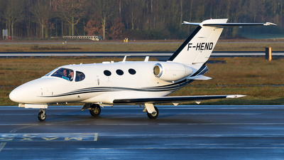 F-HEND - Cessna 510 Citation Mustang - Private