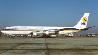 SU-AVZ - Boeing 707-366C - National Aviation