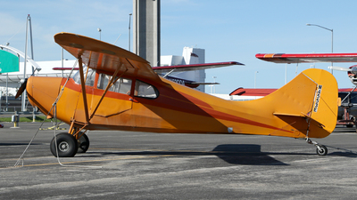 N4553E - Aeronca 11CC Super Chief - Private