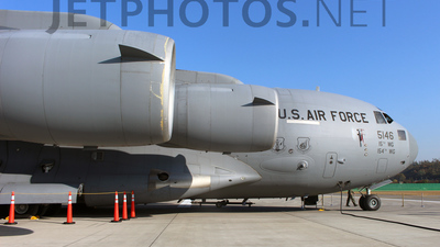05-5146 - Boeing C-17A Globemaster III - United States - US Air Force (USAF)