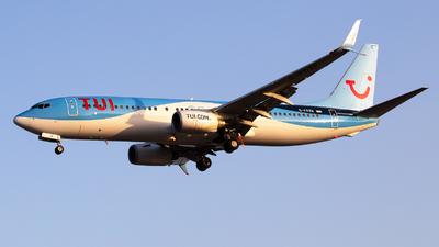 G-FDZR - Boeing 737-8K5 - TUI
