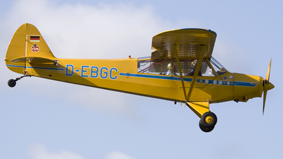 D-EBGC - Piper L-21B Super Cub - Private