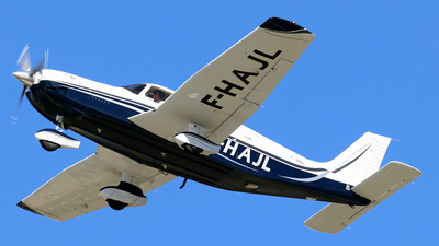 F-HAJL - Piper PA-32-301 Saratoga - Private