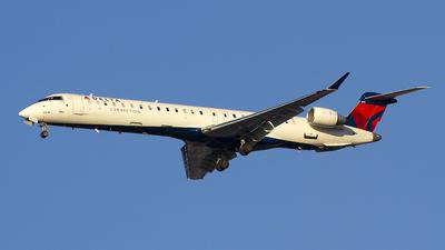 A picture of N839SK - Mitsubishi CRJ900LR - Delta Air Lines - © Jeremy D. Dando