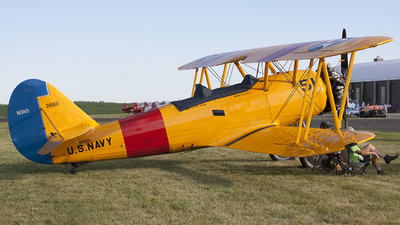 N51H - Naval Aircraft Factory N3N-3 Yellow Peril - Private