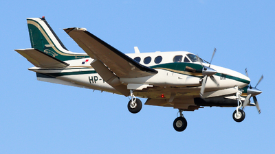 HP-1608 - Beechcraft C90B King Air - Private
