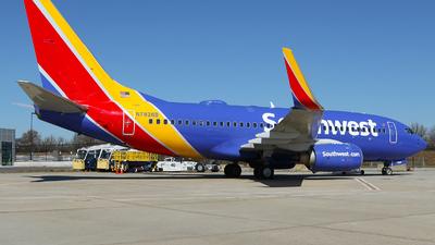 N7826B - Boeing 737-79P - Southwest Airlines