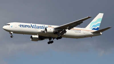 CS-TFS - Boeing 767-3Y0(ER) - EuroAtlantic Airways