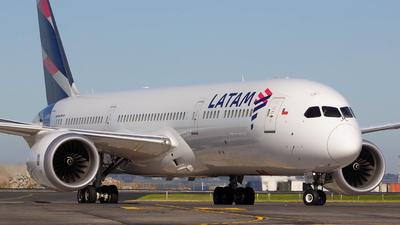CC-BGN - Boeing 787-9 Dreamliner - LATAM Airlines
