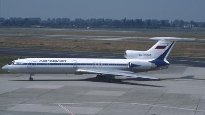 RA-85662 - Tupolev Tu-154M - Aeroflot