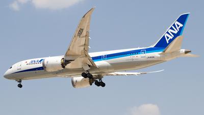 JA820A - Boeing 787-8 Dreamliner - All Nippon Airways (Air Japan)
