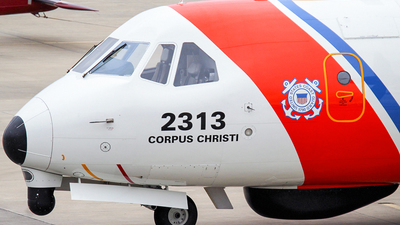 2313 - CASA HC-144A Ocean Sentry - United States - US Coast Guard (USCG)