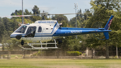 A picture of N50NT - Airbus Helicopters H125 - [7169] - © Damon J. Duran